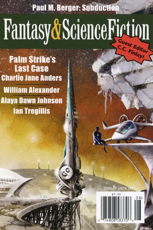 "Cover by Maurizio Manzieri For ""Palm Strike's Last Case"""