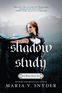 US Shadow Study Cover Art
