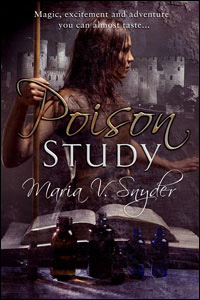 UK Young Adult Poison Study Cover